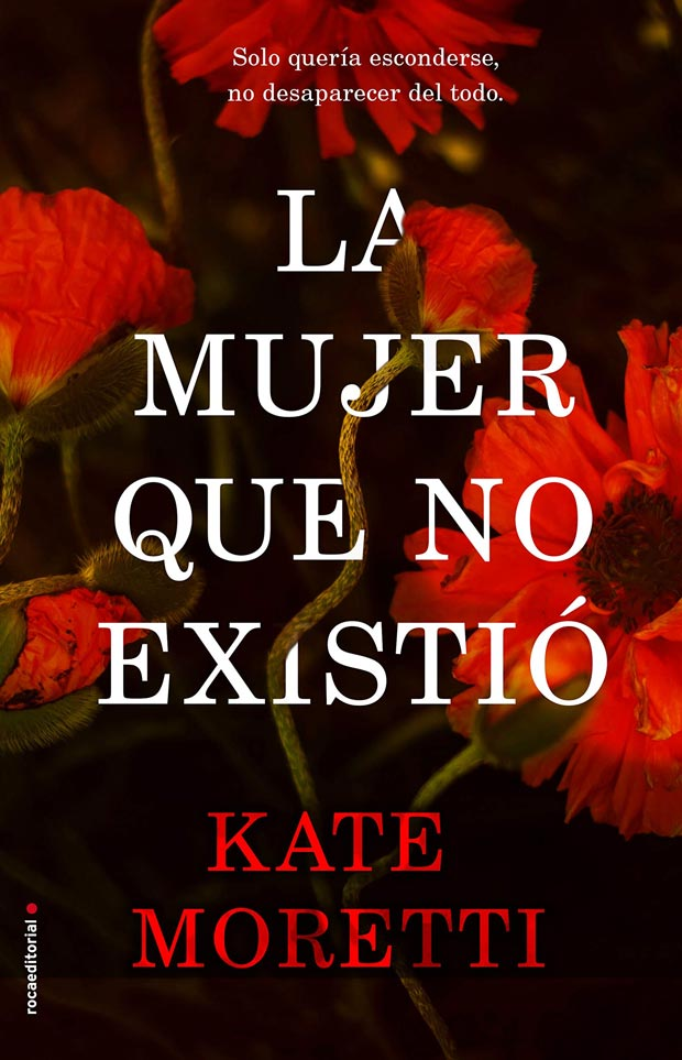 La mujer que no existió, de Kate Moretti