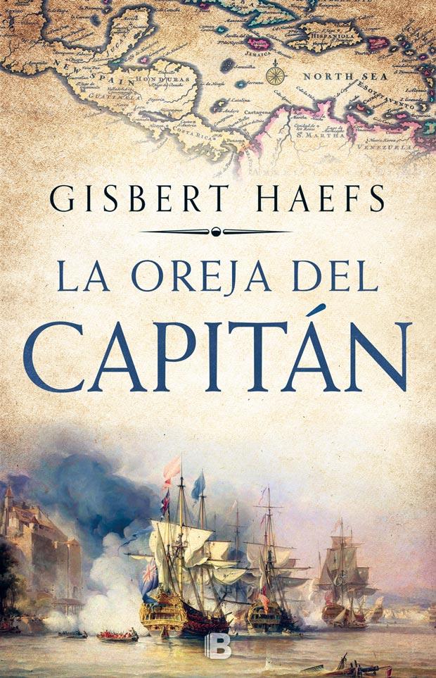 La oreja del capitán, de Gisbert Haefs