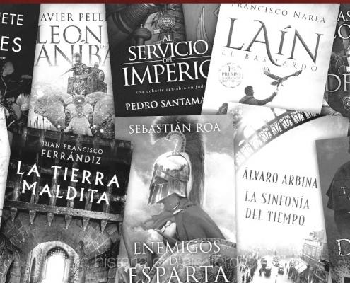 10 Novelas Históricas para Regalar esta Navidad - La Historia en mis Libros