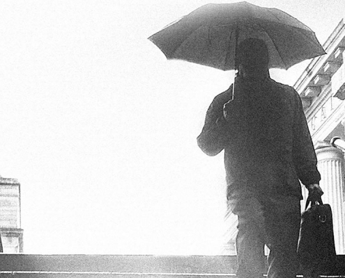La ciudad de la lluvia, de Alfonso del Río