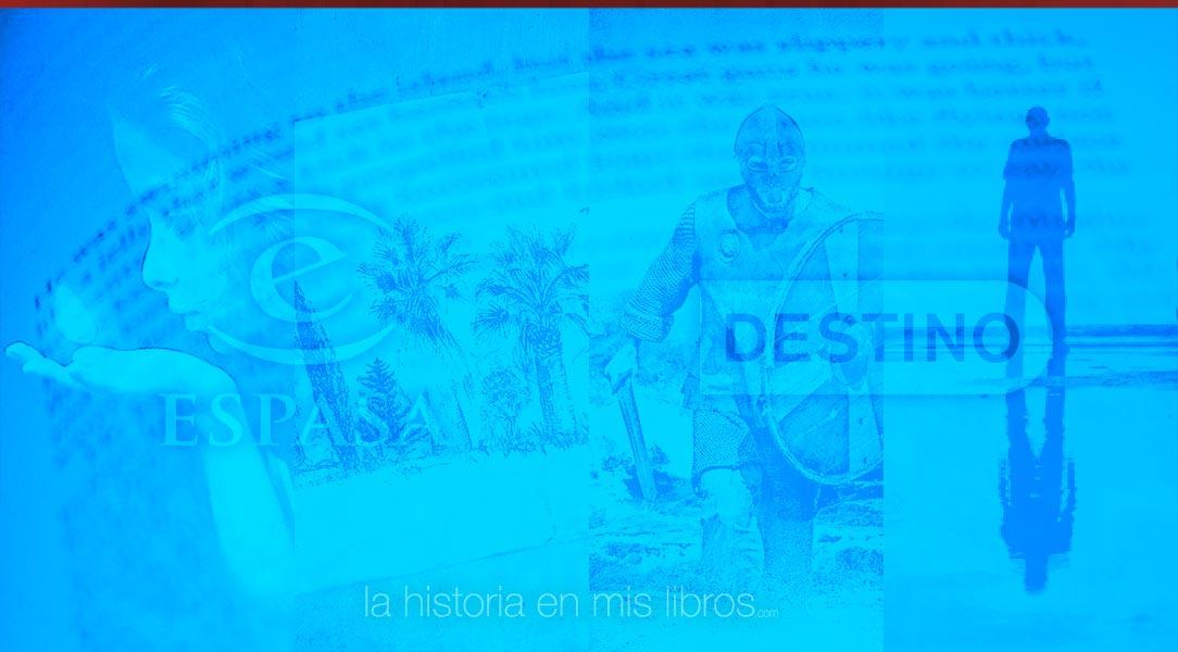Novedades Editoriales. Enero 2019. Destino y Espasa