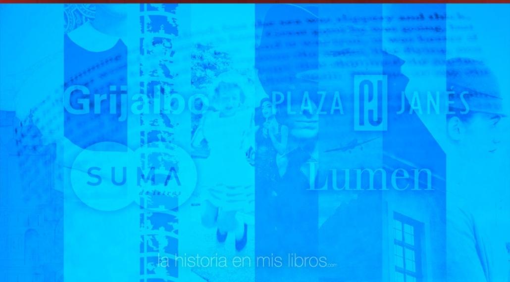 Novedades Editoriales Enero 2019 Grijalbo Lumen Plaza Janes Y