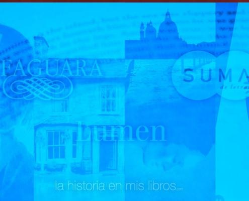 Novedades Editoriales. Febrero 2019. Alfaguara, Lumen y Suma de Letras