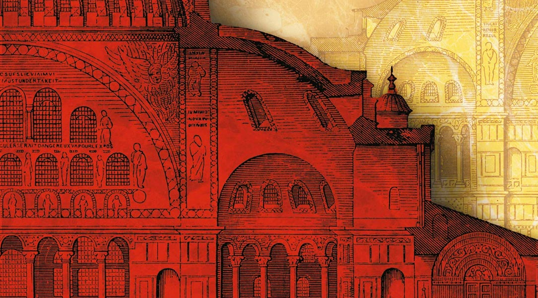 Constantinopla, de Baptiste Touverey