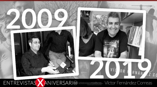 Entrevista a Víctor Fernández Correas