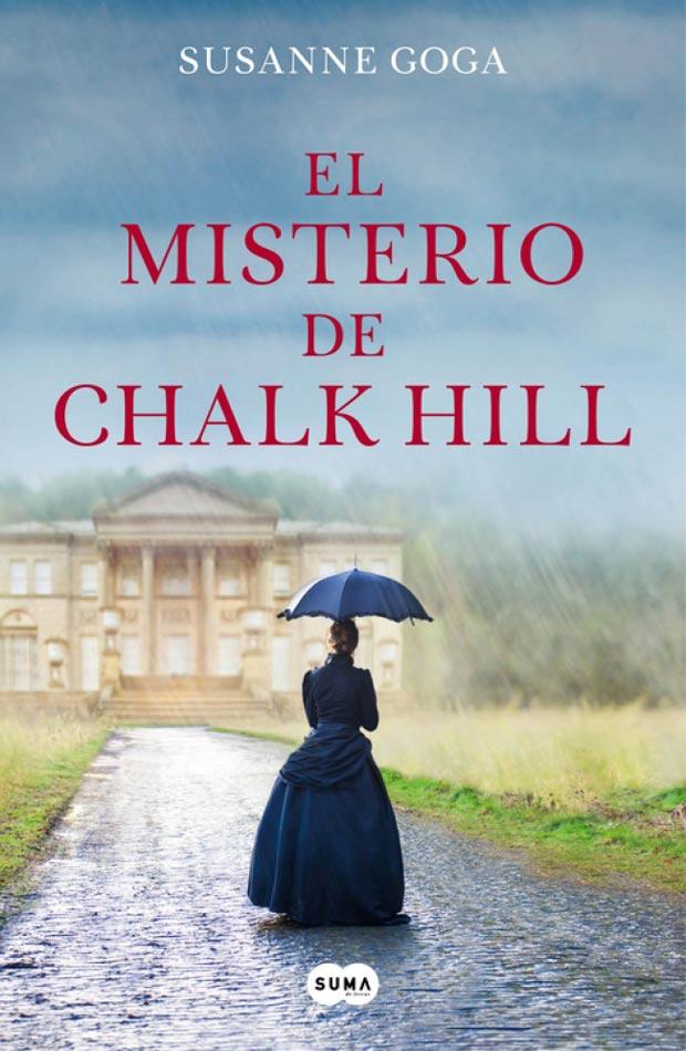 El misterio de Chalk Hill, de Susanne Goga