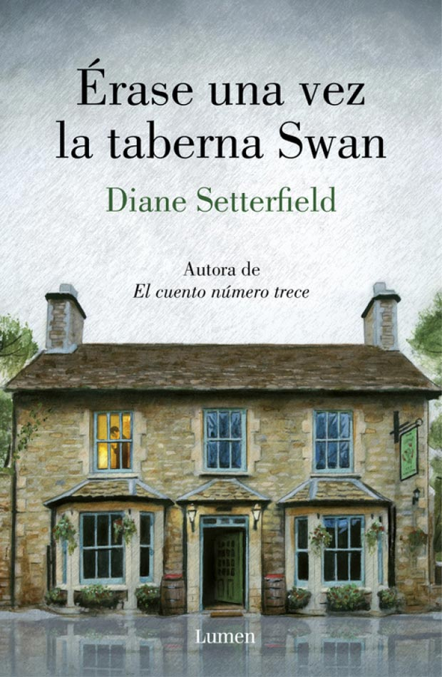 Érase una vez la taberna Swan, de Diane Setterfield