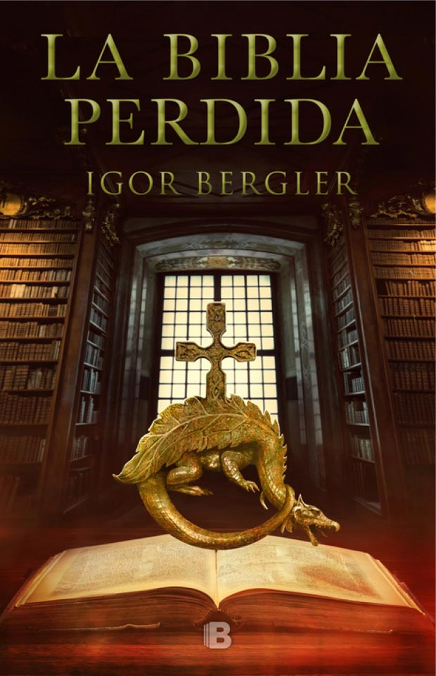 La biblia perdida, de Igor Bergler