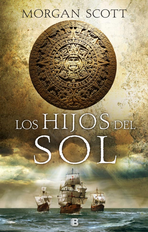 Hijos del sol, de Morgan Scott