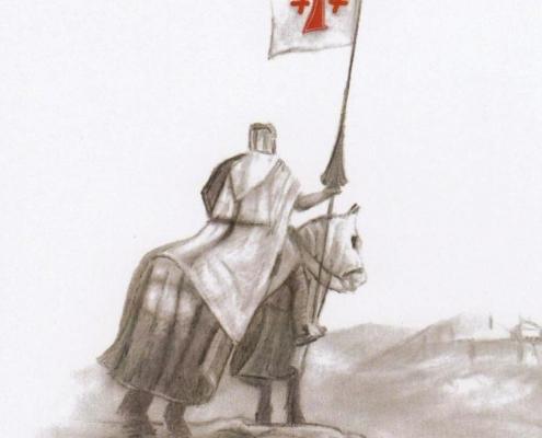 El rey de Jerusalén, de Jesús Alberto Reyes Cornejo