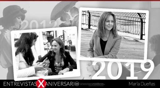 Entrevista a María Dueñas