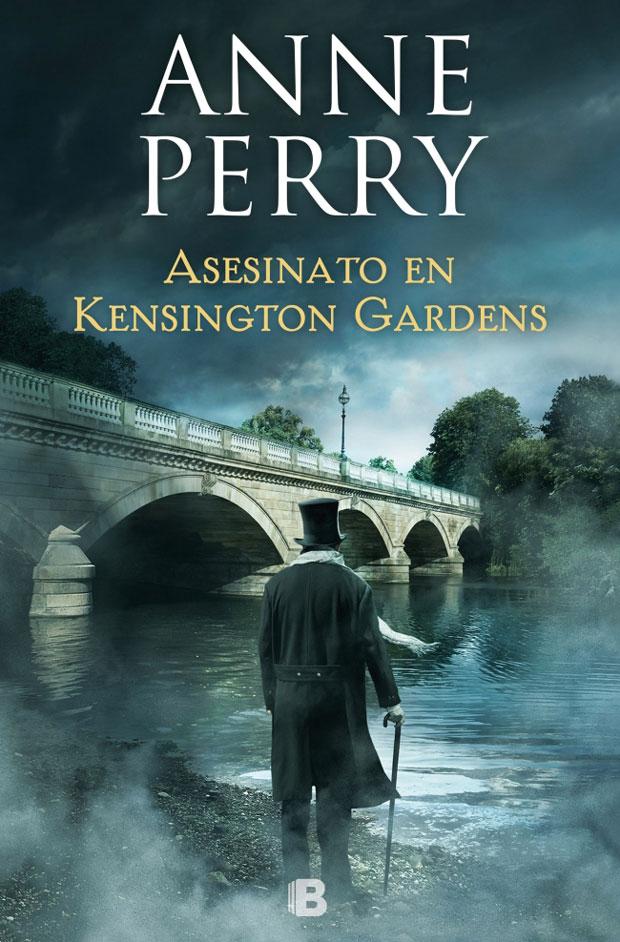 Asesinato en Kensington Gardens, de Anne Perry