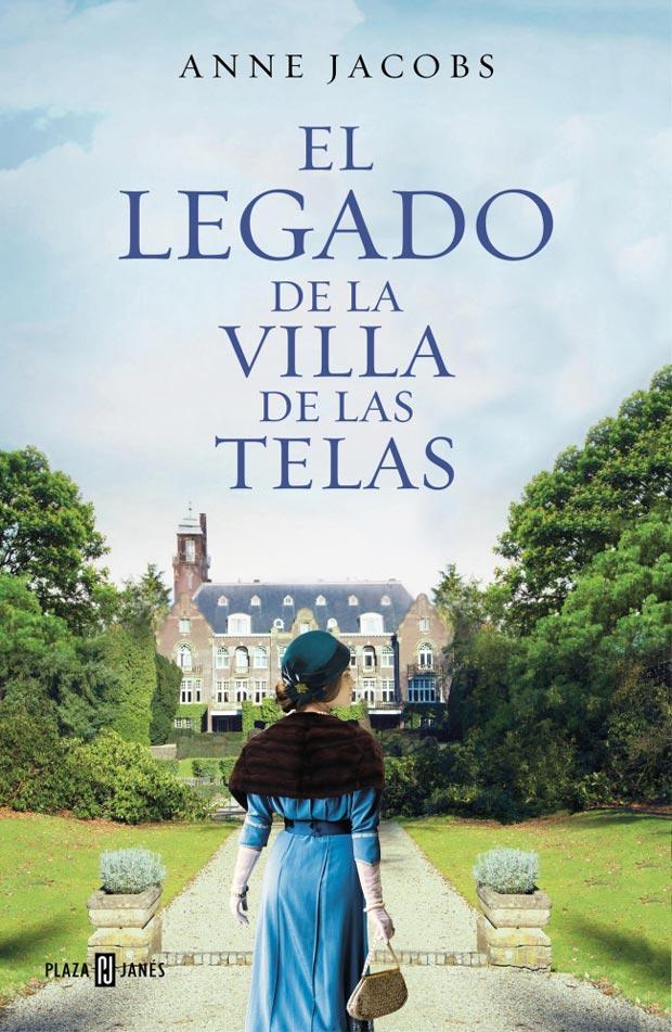 El legado de la villa de las telas, de Anne Jacobs