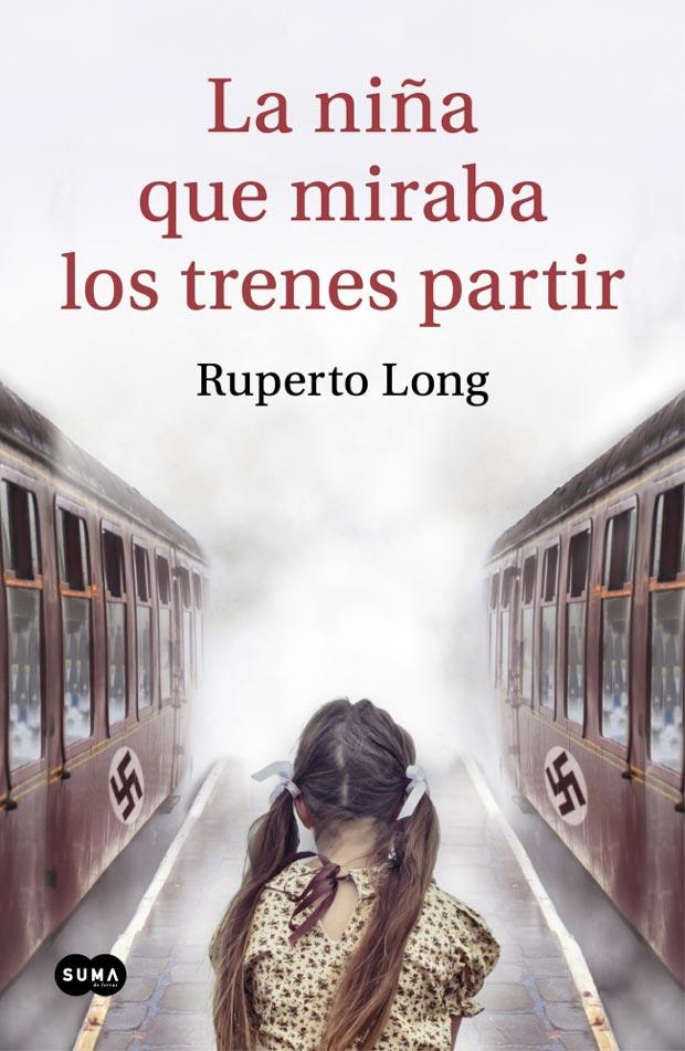 La niña que miraba los trenes partir, de Ruperto Long