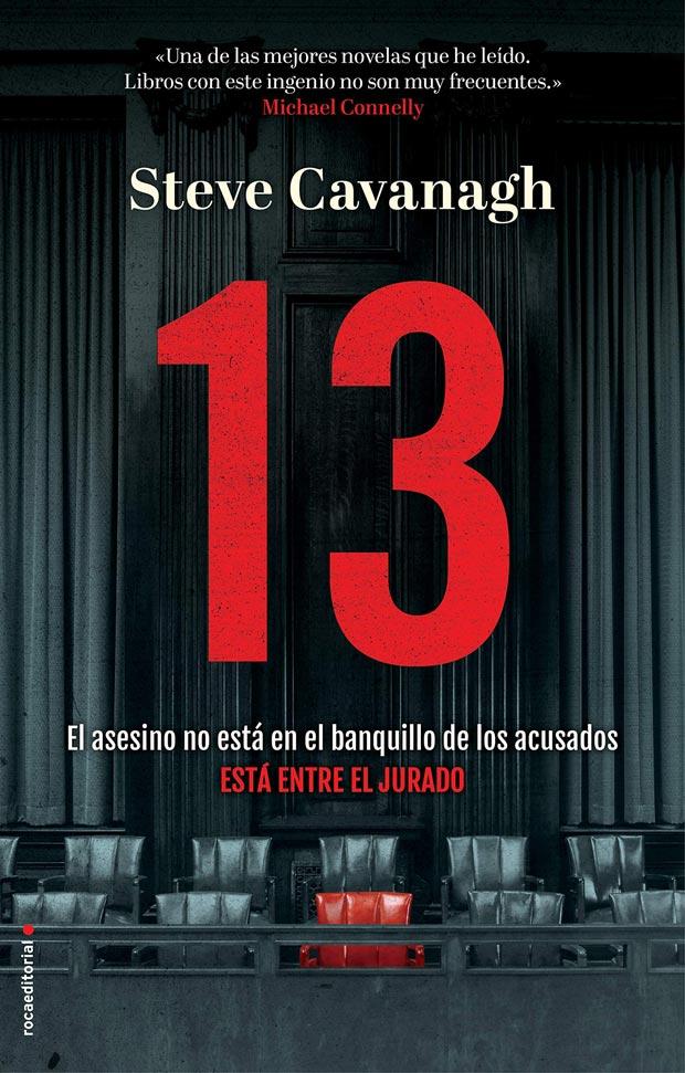 13, de Steve Cavanagh