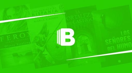 Novedades Editoriales. Ediciones B. Mayo 2019