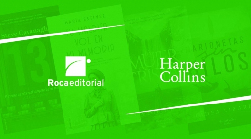 Novedades Editoriales. Mayo 2019. Roca y Harper Collins