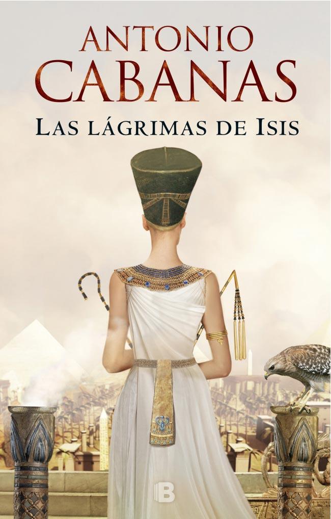 Las lágrimas de Isis, de Antonio Cabanas