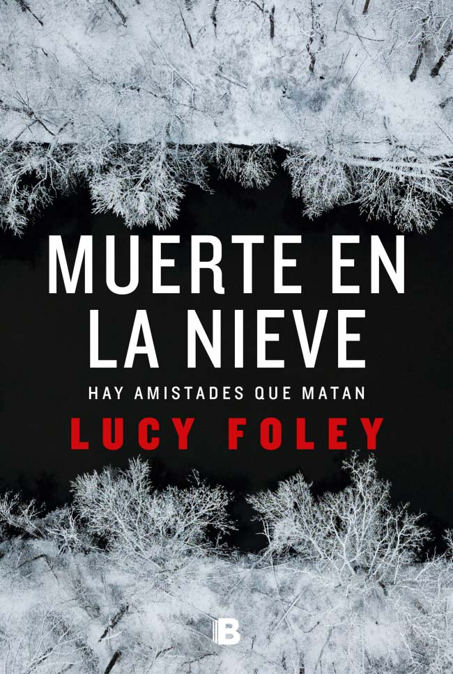 Muerte en la nieve, de Lucey Foley