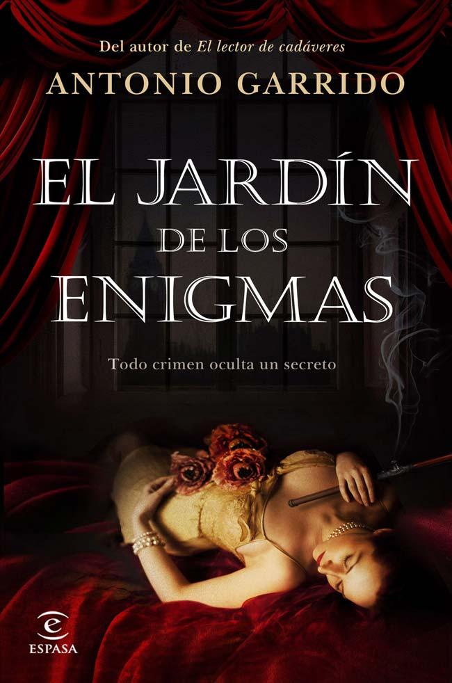 El jardín de los enigmas, de Antonio Garrido