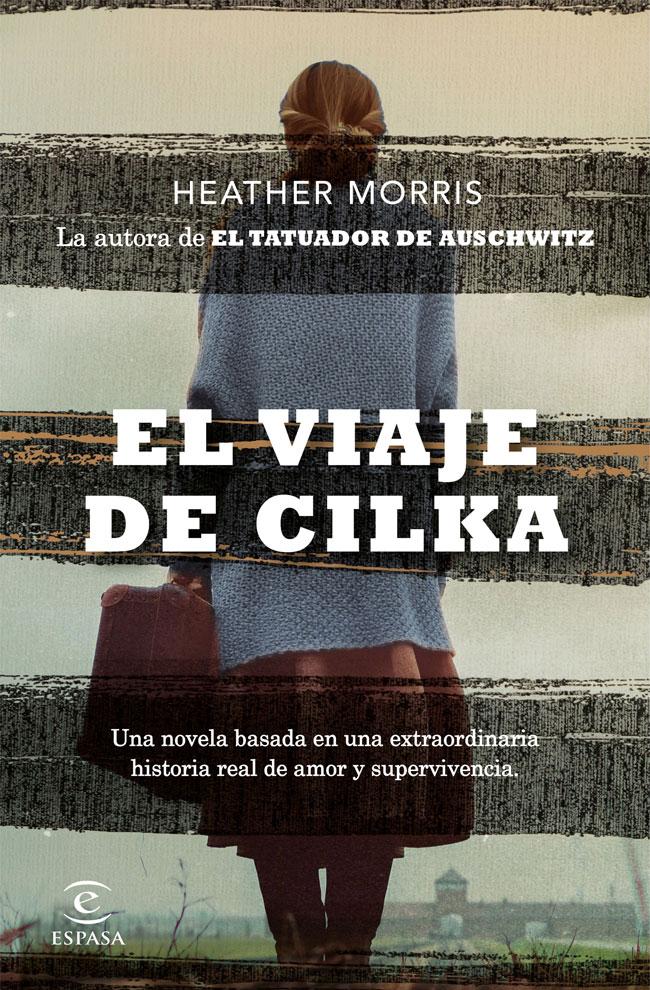 El viaje de Cilka, de Heather Morris