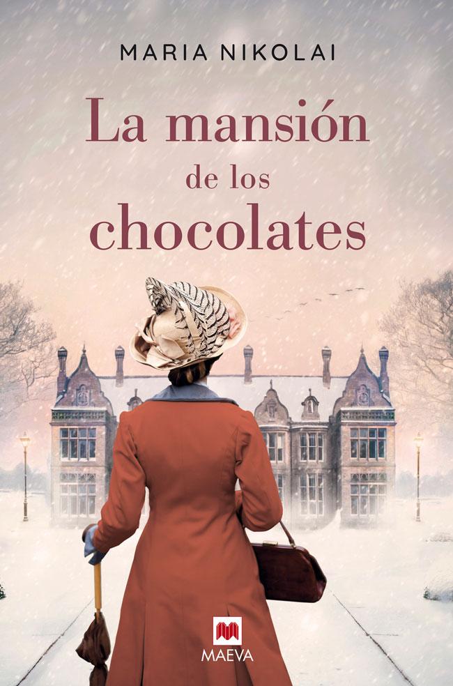 La mansión de los chocolates,de Maria Nikolai