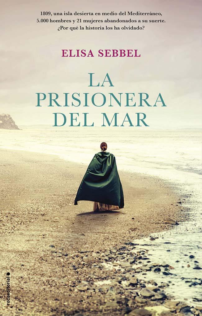La prisionera del mar, de Elisa Sebbel