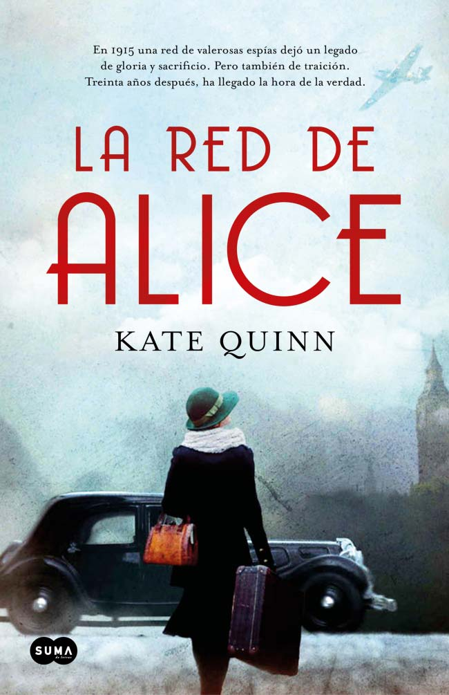 La red de Alice, de Kate Quinn