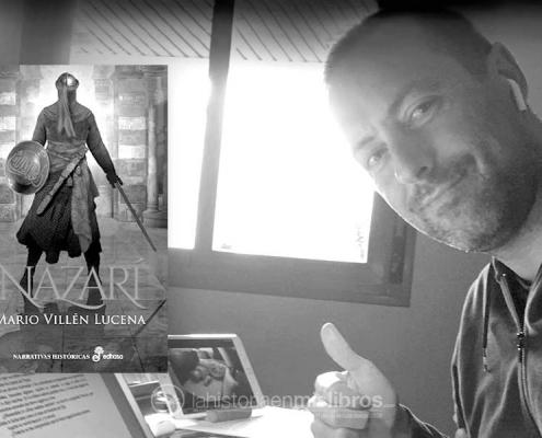 Escritores desde el confinamiento: Mario Villén Lucena