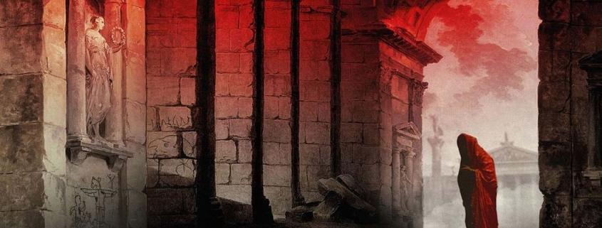 Oscura Roma, de Luis Manuel López Román