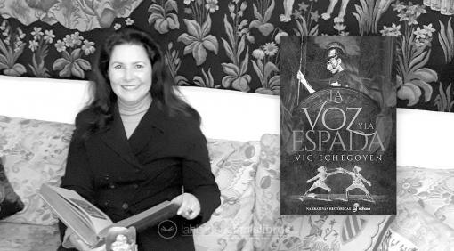 Escritores desde el confinamiento: Vic Echegoyen