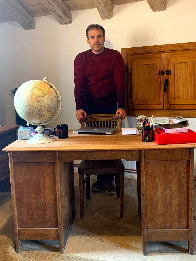 Escritores desde el confinamiento: Luis Zueco