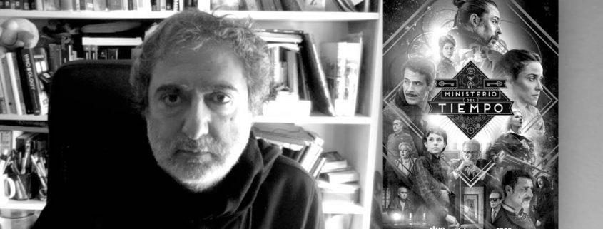 Escritores desde el confinamiento: Javier Olivares