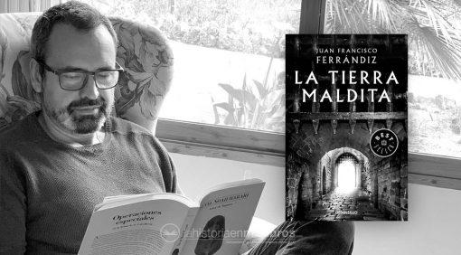 Escritores desde el confinamiento: Juan Francisco Ferrándiz