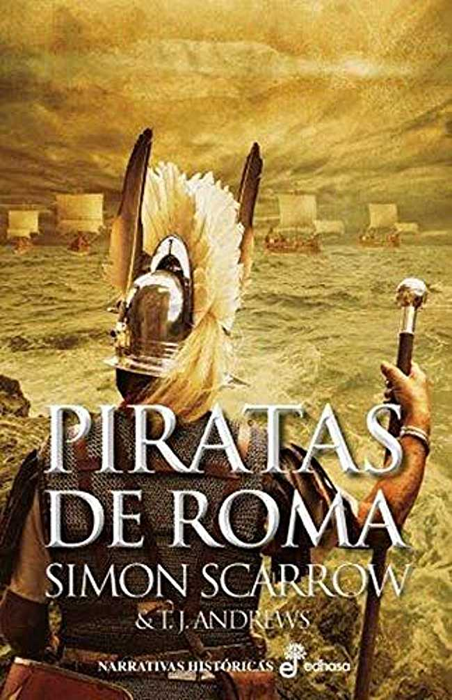 Piratas de Roma, de Simon Scarrow & T.J.Andrews