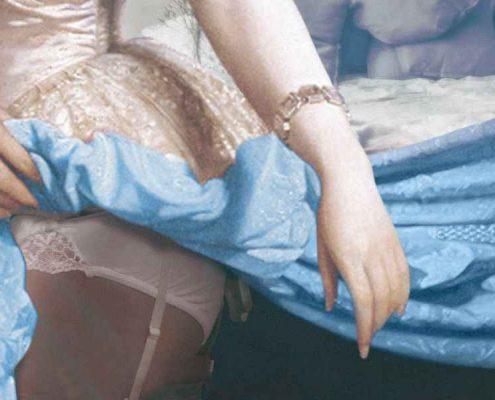 La reina del exilio, de Herminia Luque