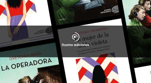 Novedades Duomo para Agosto de 2020