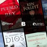 Mis Novedades Editoriales Favoritas en Novela Histórica. Septiembre 2020