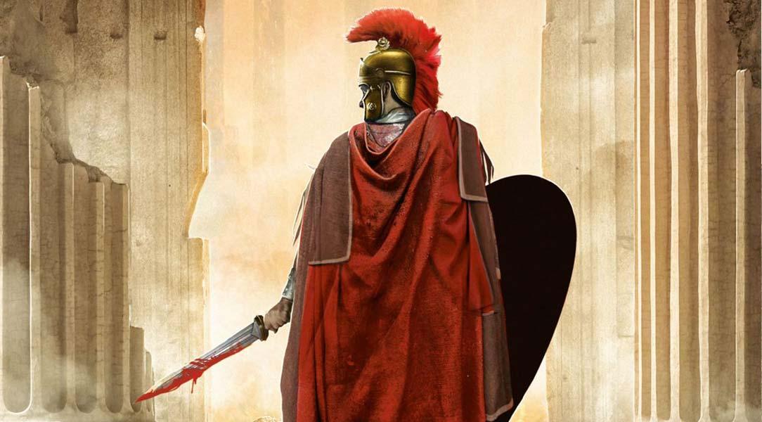 El primer senador de Roma, de Juan Torres Zalba