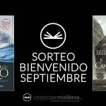 Sorteo Bienvenido Septiembre