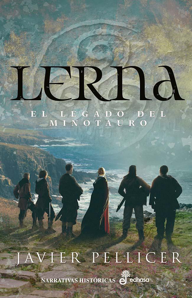 Lerna. El legado del minotauro, de Javier Pellicer
