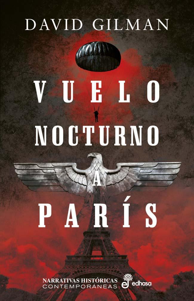 Vuelo nocturno a París, de David Gilman