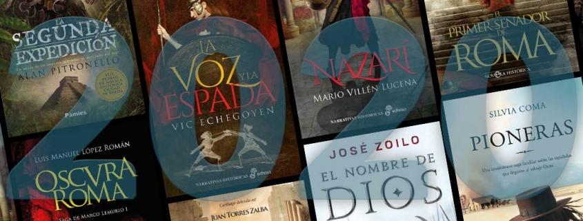 Las 7 Mejores Novelas que he Leído en 2020