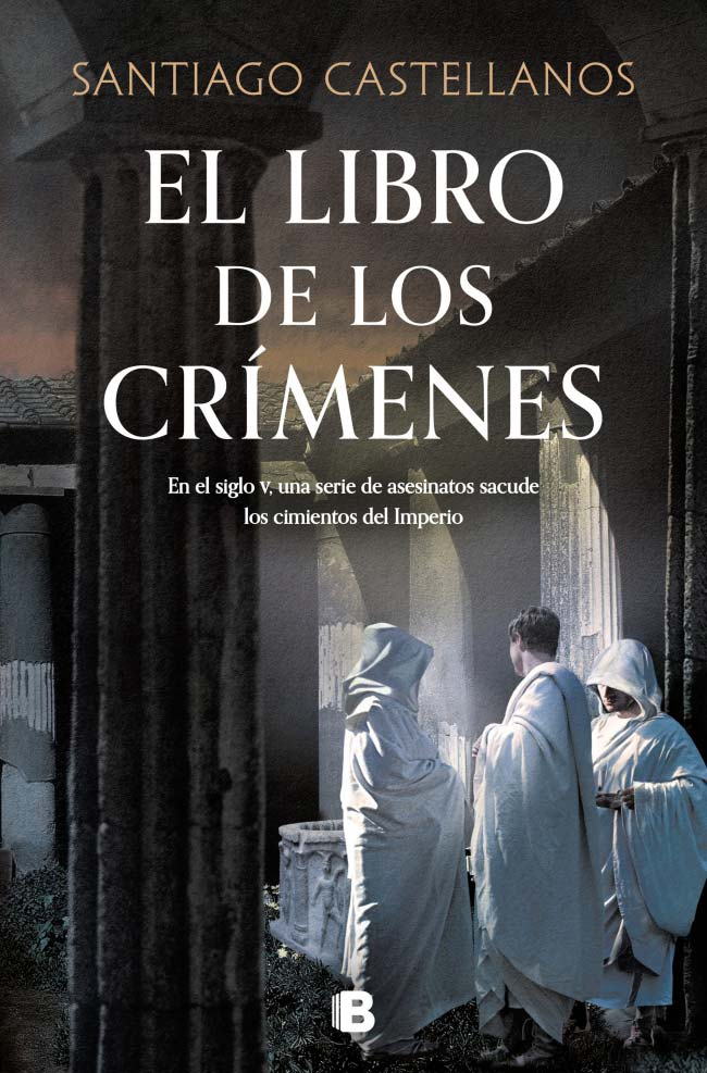 El libro de los crímenes, de Santiago Castellanos