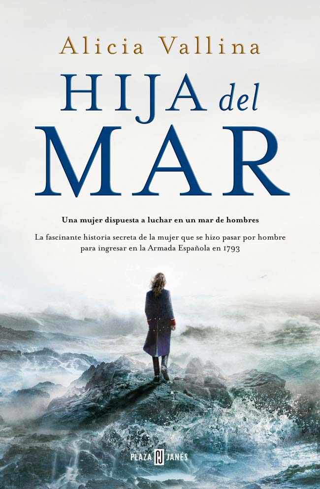Hija del mar, de Alicia Vallina