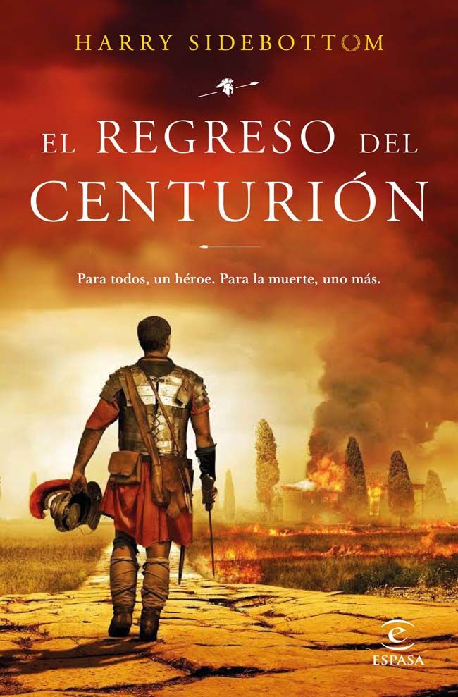 El regreso del centurión, de Harry Sidebottom