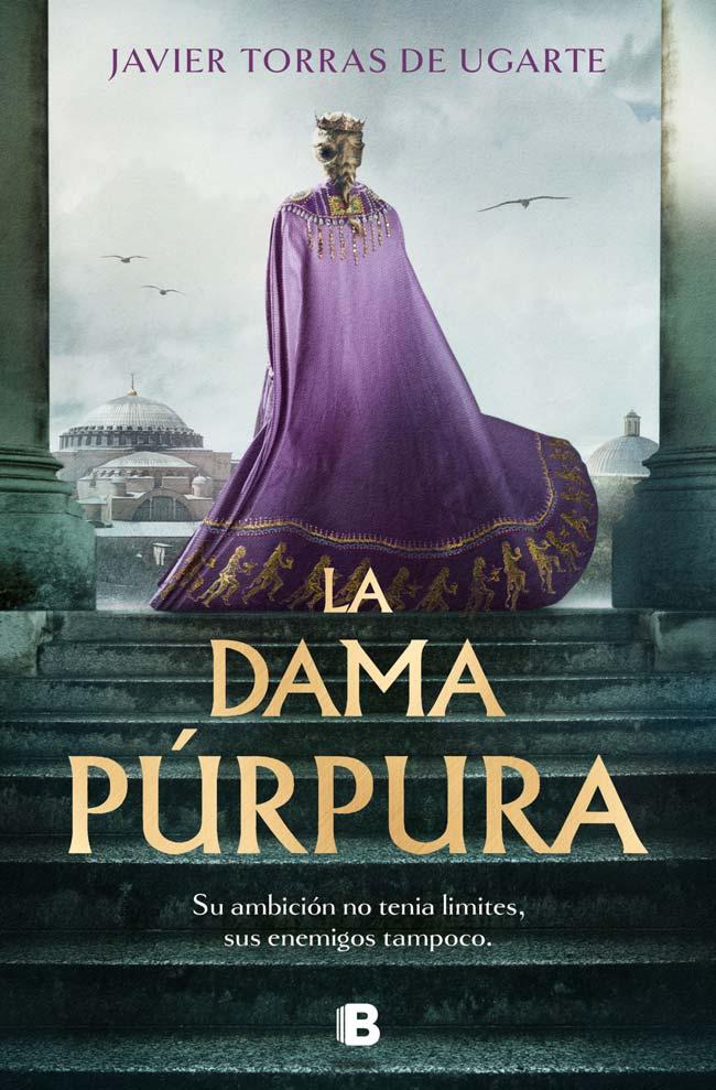 La dama púrpura, de Javier Torras de Ugarte