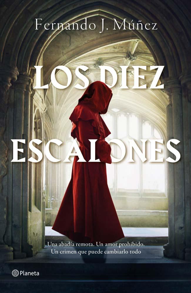 Los diez escalones, de Fernando J. Múñez