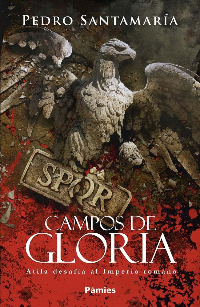 Campos de gloria, de Pedro Santamaría