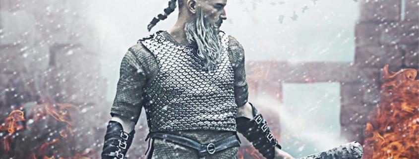 Los hijos del rey vikingo. Venganza, de Lasse Holm
